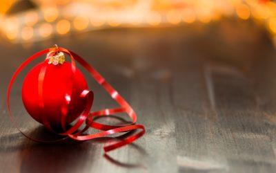 Weihnachten feiern!