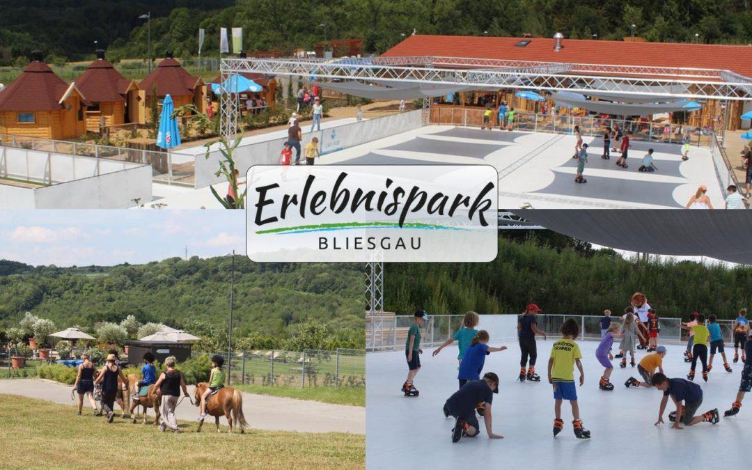 Sommerferien im Erlebnispark Bliesgau!