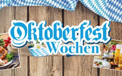 Carte spéciale «Oktoberfest» du 27.09 au 28.10.18
